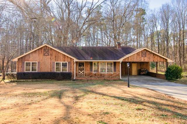 2040 Abington Lane, Snellville, GA 30078 (MLS #6839207) :: Tonda Booker Real Estate Sales