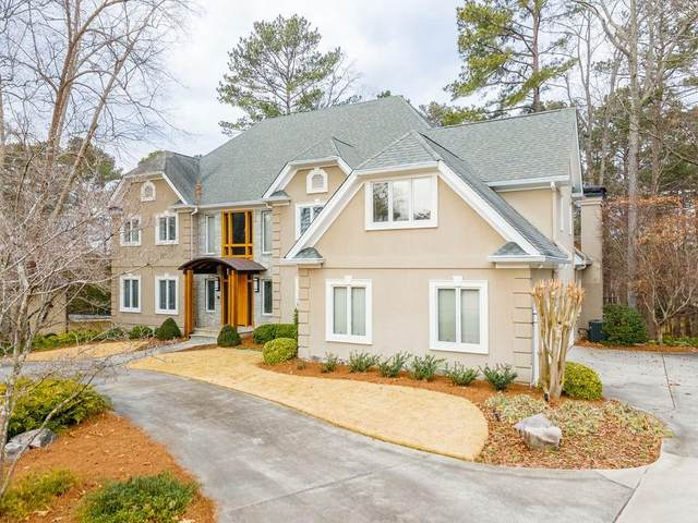 420 Thornwyck Trail, Roswell, GA 30076 (MLS #6839227) :: Path & Post Real Estate