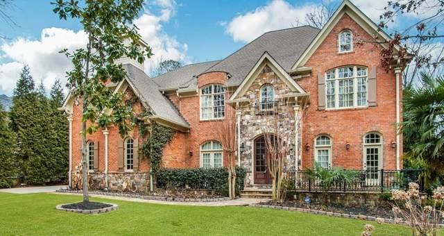 3073 Woodrow Way NE, Brookhaven, GA 30319 (MLS #6839229) :: Path & Post Real Estate