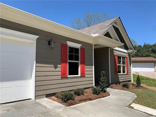 1534 Remington Court SE, Conyers, GA 30094 (MLS #6839233) :: Path & Post Real Estate