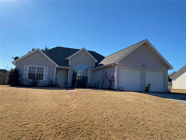 6967 Fields Drive, Douglasville, GA 30135 (MLS #6839244) :: Scott Fine Homes at Keller Williams First Atlanta