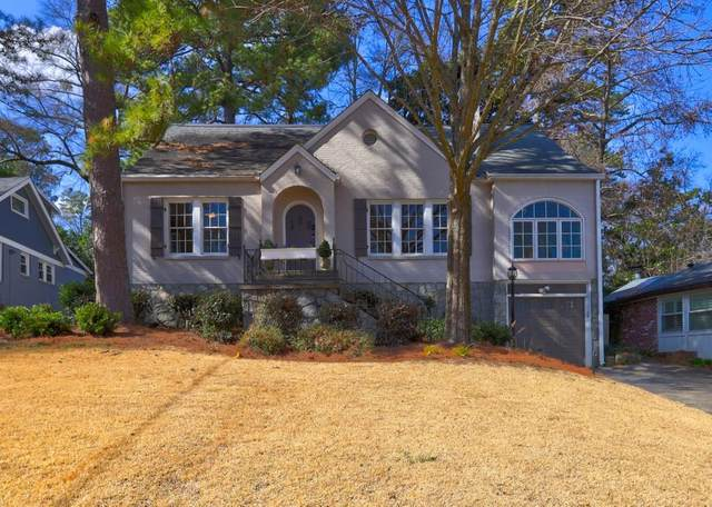 564 E Wesley Road NE, Atlanta, GA 30305 (MLS #6839248) :: The Cowan Connection Team