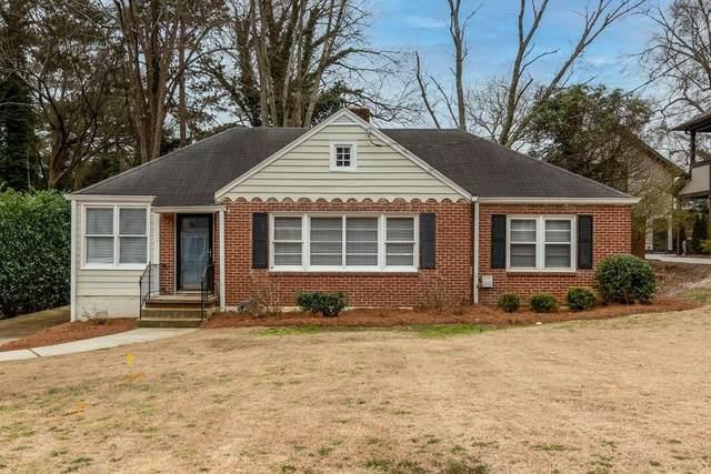 279 Midvale Drive NE, Atlanta, GA 30342 (MLS #6839262) :: Path & Post Real Estate