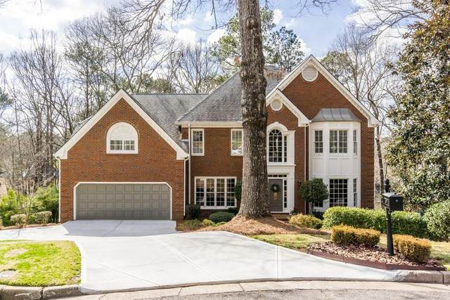250 Shadowledge Lane, Roswell, GA 30076 (MLS #6839308) :: Path & Post Real Estate