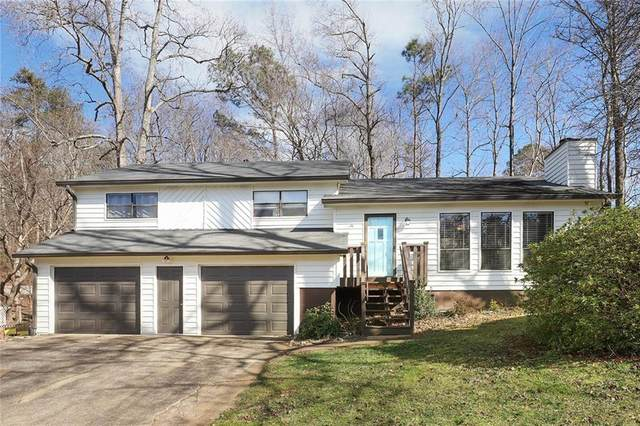 4894 Raven Place NE, Marietta, GA 30066 (MLS #6839313) :: Tonda Booker Real Estate Sales
