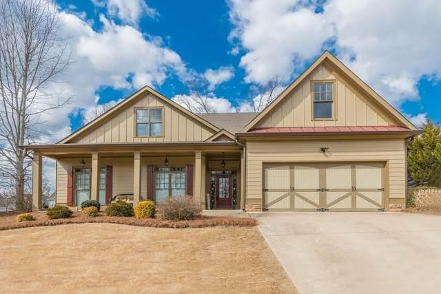 166 Baywood Lane, Villa Rica, GA 30180 (MLS #6839316) :: Scott Fine Homes at Keller Williams First Atlanta