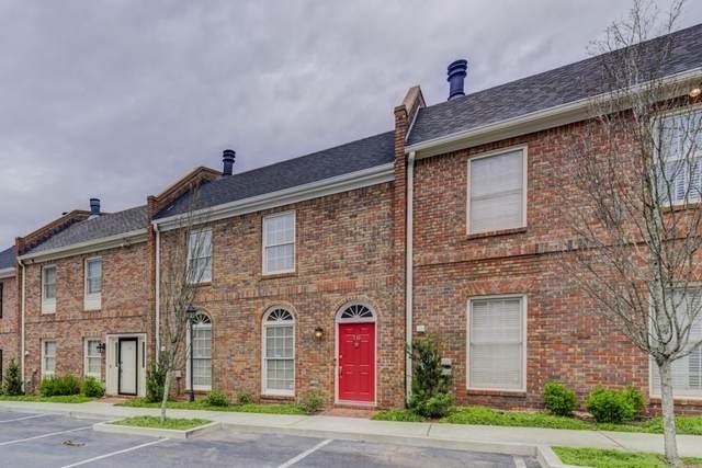 16 Kings Walk NE, Atlanta, GA 30307 (MLS #6839321) :: Good Living Real Estate