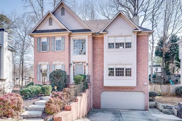 425 Dunhill View Court, Alpharetta, GA 30005 (MLS #6839329) :: North Atlanta Home Team