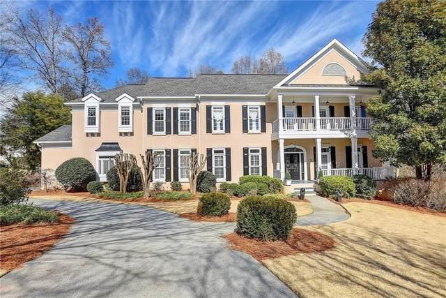 812 Kellerman Kreek, Marietta, GA 30068 (MLS #6839331) :: Path & Post Real Estate