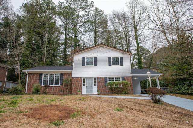 2042 SW Jones Road NW, Atlanta, GA 30318 (MLS #6839352) :: The Zac Team @ RE/MAX Metro Atlanta