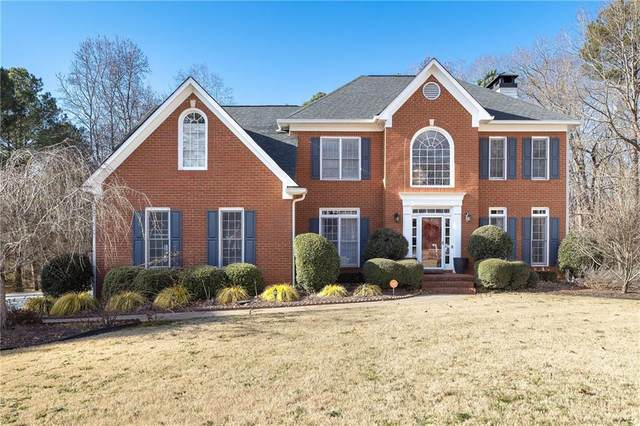 1707 Woodstone Cove SE, Conyers, GA 30013 (MLS #6839410) :: The Realty Queen & Team