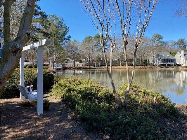 201 Mill Pond Road #201, Roswell, GA 30076 (MLS #6839412) :: North Atlanta Home Team
