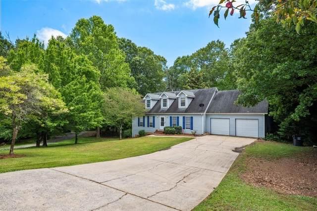 165 Colony Circle, Canton, GA 30114 (MLS #6839429) :: Tonda Booker Real Estate Sales