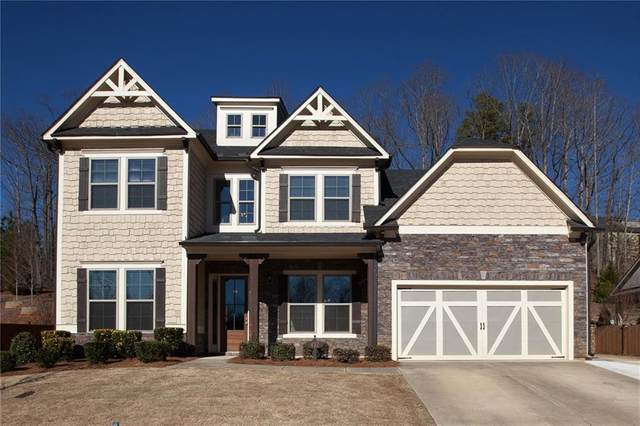 427 Dawson Pointe Parkway, Dawsonville, GA 30534 (MLS #6839430) :: Path & Post Real Estate