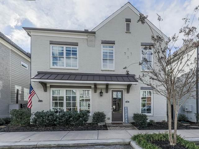 100 Linton Street, Woodstock, GA 30188 (MLS #6839505) :: Path & Post Real Estate