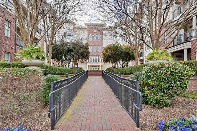 3635 E Paces Circle NE #1202, Atlanta, GA 30326 (MLS #6839515) :: RE/MAX Prestige