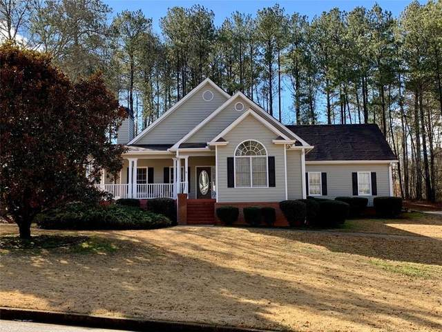 2351 Stedman Lane SW, Conyers, GA 30094 (MLS #6839517) :: The Realty Queen & Team
