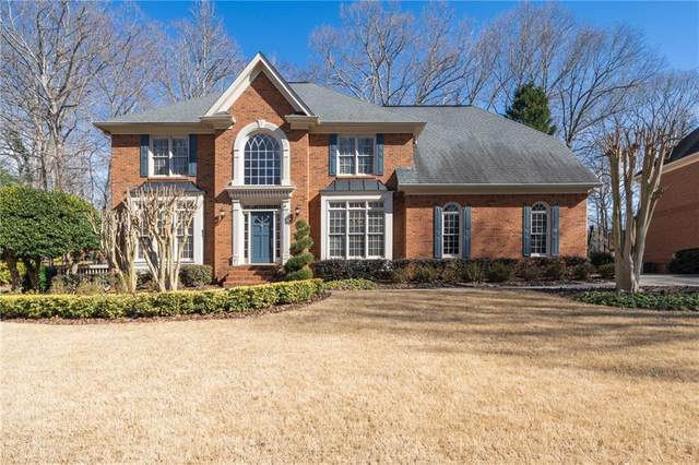 8230 Newport Bay Passage, Alpharetta, GA 30005 (MLS #6839524) :: RE/MAX Paramount Properties