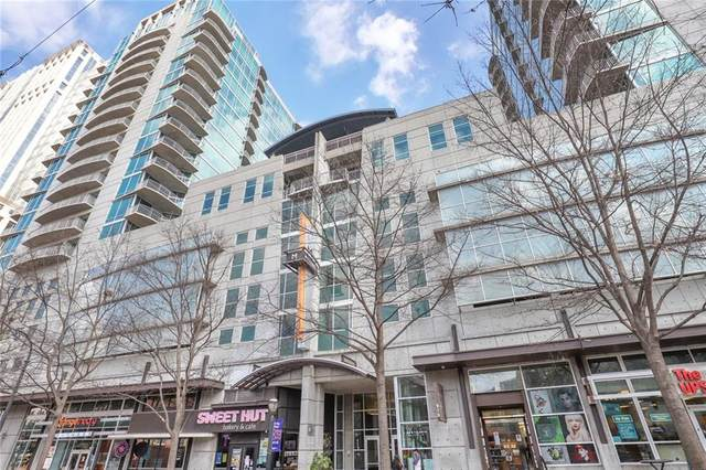 923 Peachtree Street NE #822, Atlanta, GA 30309 (MLS #6839546) :: The Cowan Connection Team