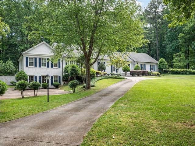 544 Maddux, Monticello, GA 31064 (MLS #6839636) :: North Atlanta Home Team