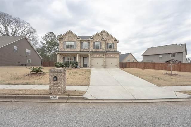 4785 Chickadee Lane, Ellenwood, GA 30294 (MLS #6839637) :: North Atlanta Home Team