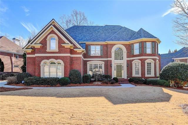 560 Barnesley Lane, Alpharetta, GA 30022 (MLS #6839658) :: Scott Fine Homes at Keller Williams First Atlanta