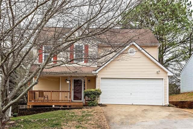 3728 Wavetree Pass NW, Acworth, GA 30101 (MLS #6839709) :: Tonda Booker Real Estate Sales