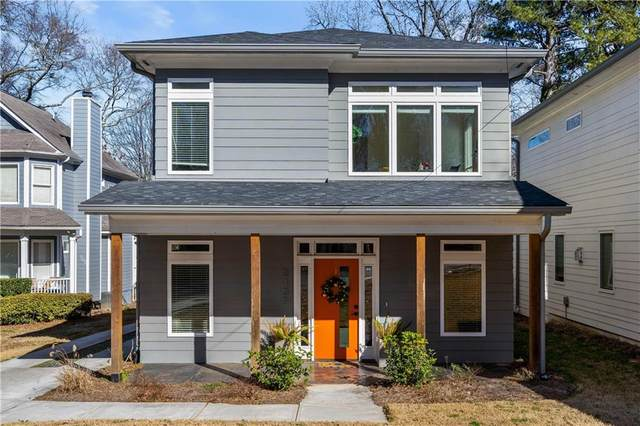 2137 Main Street NW, Atlanta, GA 30318 (MLS #6839744) :: The Butler/Swayne Team