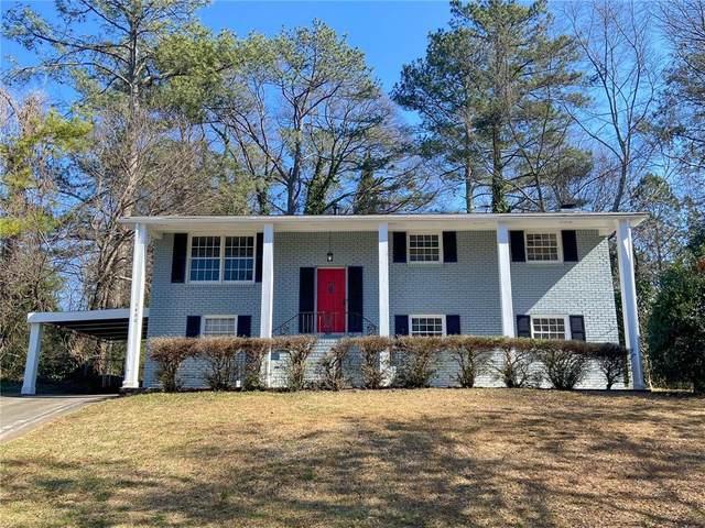 1400 Cornwall Road, Decatur, GA 30032 (MLS #6839751) :: Path & Post Real Estate
