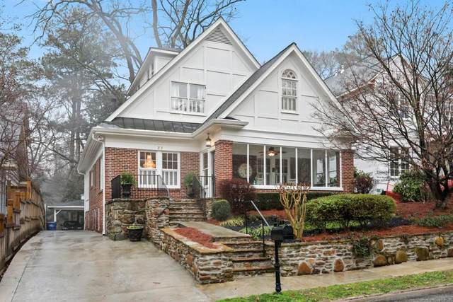 77 Highland Drive NE, Atlanta, GA 30305 (MLS #6839763) :: Scott Fine Homes at Keller Williams First Atlanta
