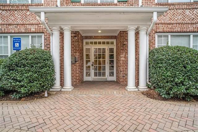 1204 Stratford Commons, Decatur, GA 30033 (MLS #6839782) :: Path & Post Real Estate
