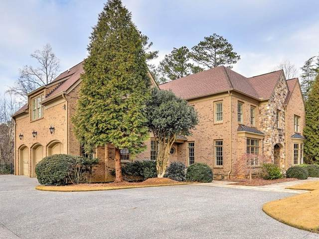 1510 Soaring Hawk Point, Atlanta, GA 30339 (MLS #6839784) :: North Atlanta Home Team