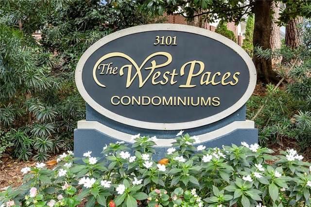 3101 Howell Mill Road NW #209, Atlanta, GA 30327 (MLS #6839810) :: Path & Post Real Estate