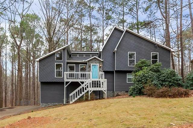 756 Cedar Creek Way, Woodstock, GA 30189 (MLS #6839817) :: North Atlanta Home Team