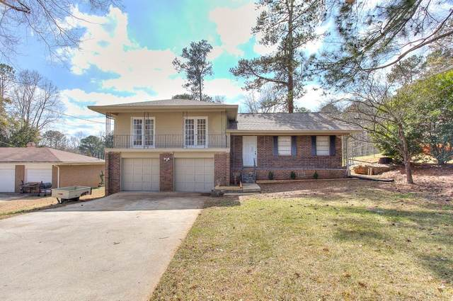 1341 Teakwood Trail, Stone Mountain, GA 30083 (MLS #6839824) :: The Zac Team @ RE/MAX Metro Atlanta