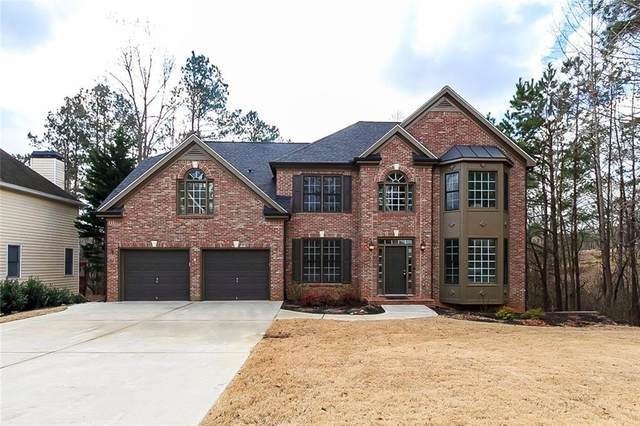 657 Braidwood Drive NW, Acworth, GA 30101 (MLS #6839832) :: Tonda Booker Real Estate Sales