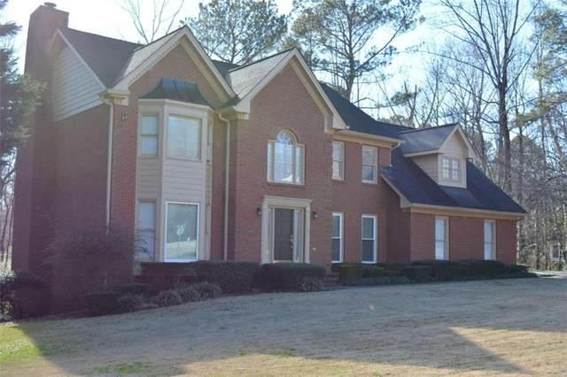 2310 Golden Eagle Lane, Lawrenceville, GA 30044 (MLS #6839885) :: North Atlanta Home Team