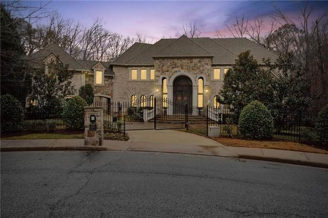 4262 Regency Court NW, Atlanta, GA 30327 (MLS #6839930) :: North Atlanta Home Team