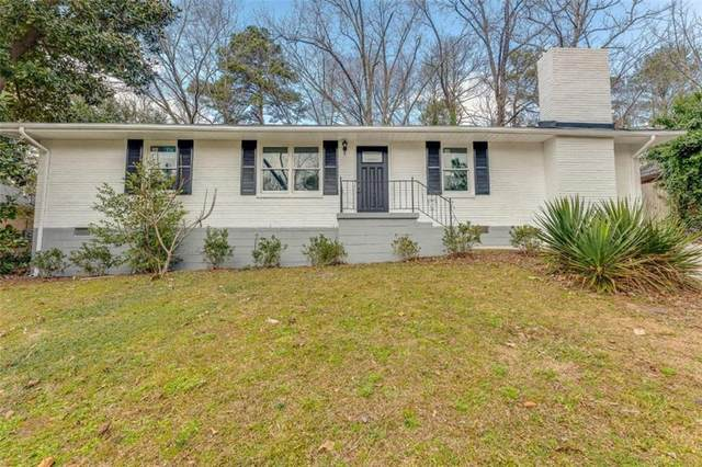 1814 Arkose Drive SE, Atlanta, GA 30316 (MLS #6839959) :: North Atlanta Home Team