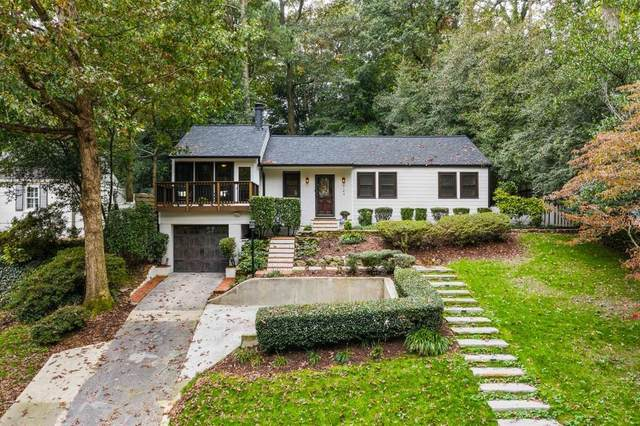 724 Channing Drive NW, Atlanta, GA 30318 (MLS #6839983) :: Path & Post Real Estate