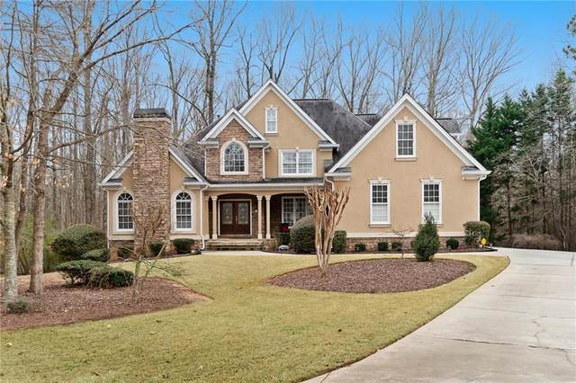 209 Clear Springs Lane, Peachtree City, GA 30269 (MLS #6840018) :: Scott Fine Homes at Keller Williams First Atlanta