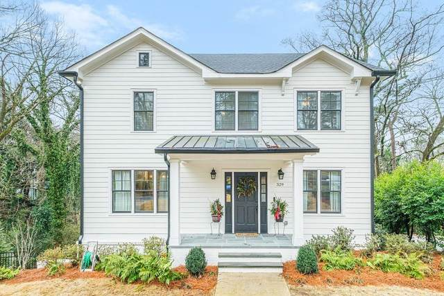 329 Eureka Drive NE, Atlanta, GA 30305 (MLS #6840020) :: The Zac Team @ RE/MAX Metro Atlanta