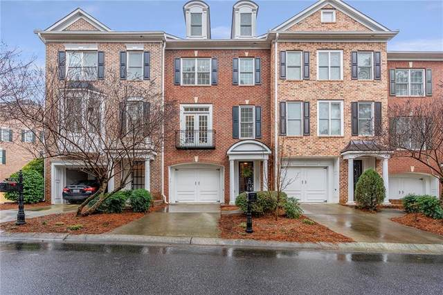 5708 Waters Edge Trail, Roswell, GA 30075 (MLS #6840039) :: The Butler/Swayne Team