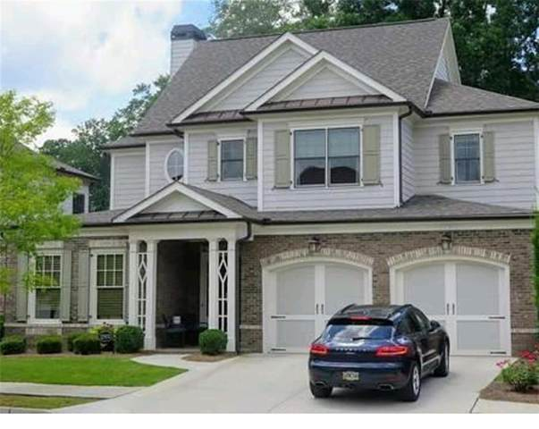 12900 Cogburn Overlook, Alpharetta, GA 30004 (MLS #6840047) :: Path & Post Real Estate