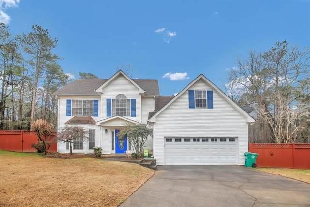 3349 Garden Mill Terrace, Ellenwood, GA 30294 (MLS #6840071) :: Path & Post Real Estate