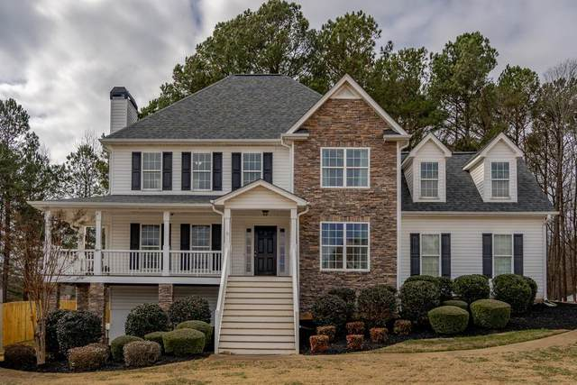 277 Somersby Drive, Dallas, GA 30157 (MLS #6840078) :: KELLY+CO