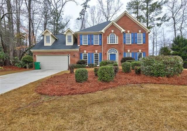 6844 Wynbrooke Cove, Stone Mountain, GA 30087 (MLS #6840091) :: Tonda Booker Real Estate Sales