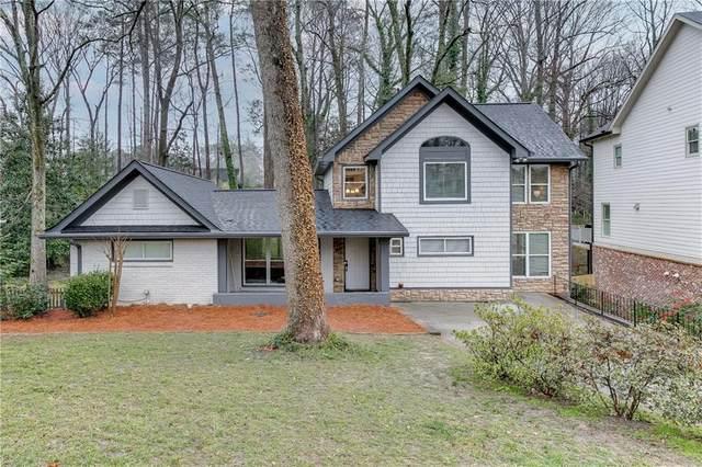 2791 Winding Lane NE, Brookhaven, GA 30319 (MLS #6840098) :: RE/MAX Prestige