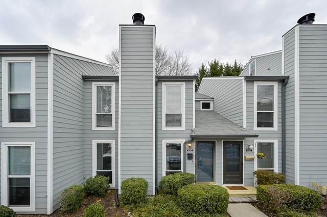 1062 Riverbend Club Drive SE #9, Atlanta, GA 30339 (MLS #6840113) :: Path & Post Real Estate