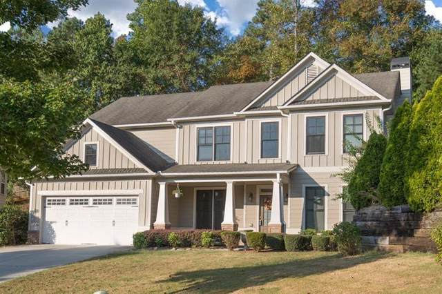 3864 Park Castle Court, Suwanee, GA 30024 (MLS #6840136) :: North Atlanta Home Team